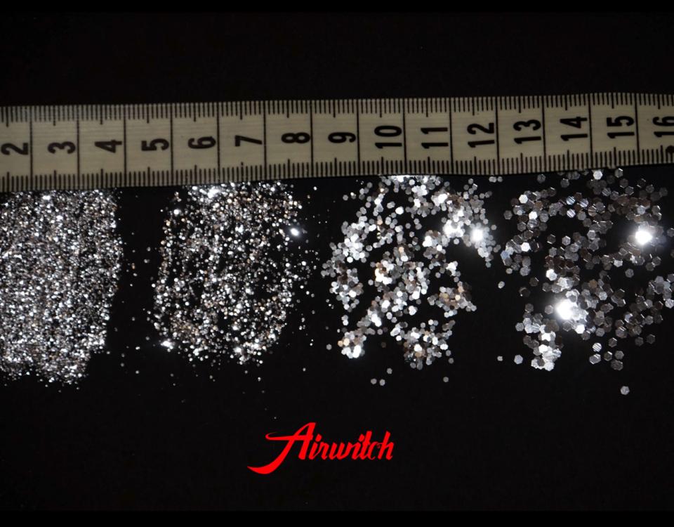 Custom Paint Metalflakes: Informationen zu Glitzer- Lackierung mit Airbrush: Preise & Kosten, Größen, Formen, Farben