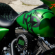 Harley Davidson Touring Koffer, Tank unf Fender Custom Paint in AMG
