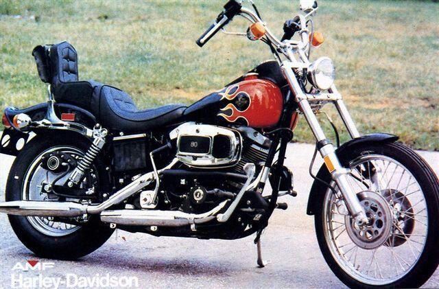 Harley-Davidson-Wide-Glide-FXWG-1980